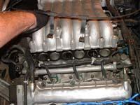 2005 kia sorento spark plug wire diagram hyundai santa fe    spark       plug    replacement on a v6 cyl  hyundai santa fe    spark       plug    replacement on a v6 cyl
